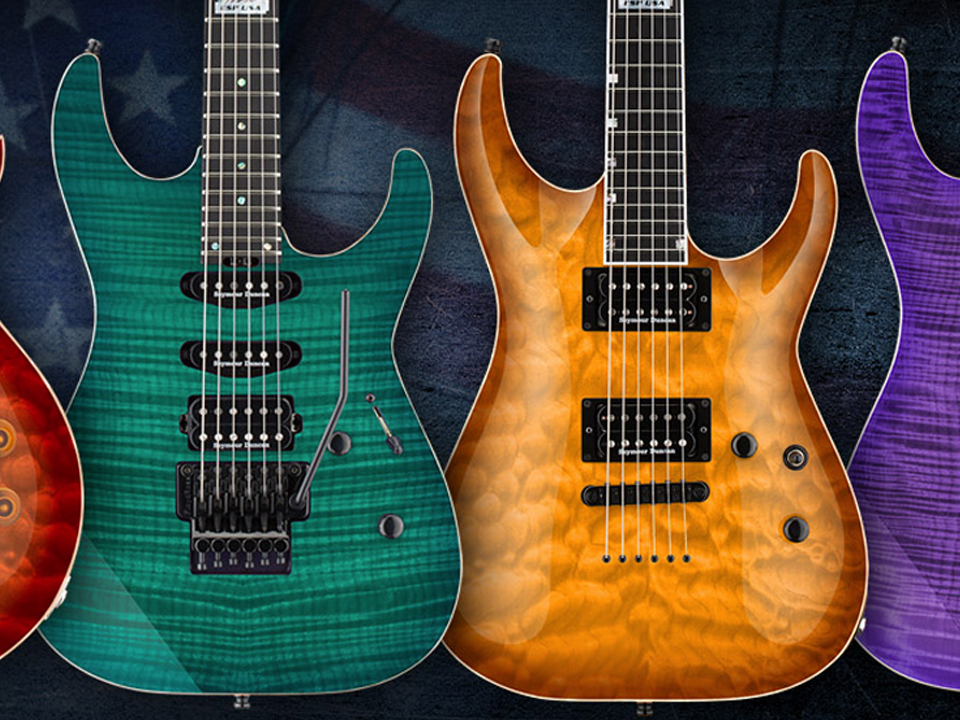ESP GUITARS USA